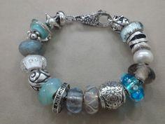 TROLLBEADS This is not my Trollbead design/bracelet, but I like it.