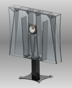 Acrylic Due - Voxativ Loudspeakers