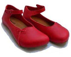 m´encanten les sabatetes rojes