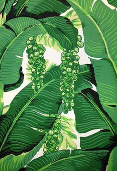 banana leaf pattern - Buscar con Google