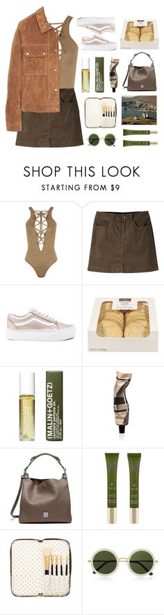 """""""Untitled #3060"""" by tacoxcat ❤ liked on Polyvore featuring WearAll, Mountain Khakis, Vans, (MALIN+GOETZ), Aesop, Mulberry, Rituals, Forever 21, The Row and MANGO"""