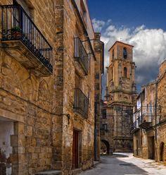 Calaceite (Teruel) España
