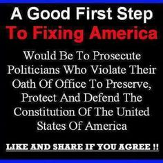 They would all be prosecuted