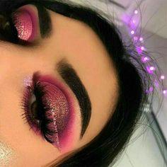 Eye Makeup Tips and Advice Glam Makeup, Baddie Makeup, Eye Makeup Tips, Makeup Goals, Pretty Makeup, Love Makeup, Skin Makeup, Eyeshadow Makeup, Makeup Inspo