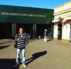Mercado Central de Santiago!