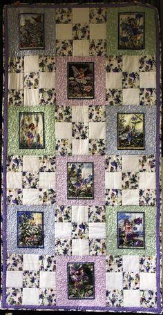 Cicely Mary Baker flower fairies
