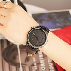 Luxury Shutter Watch For Men Stylish Watches, Watches For Men, Shutter Designs, Waterproof Watch, Sports Women, Quartz Watch, Three Dimensional, Michael Kors Watch, Bracelet Watch