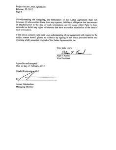 printable sample letter of agreement form - Loan Agreement Sample Letter