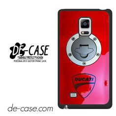 Ducati In Red DEAL-3751 Samsung Phonecase Cover For Samsung Galaxy Note Edge