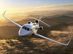 Fly the Dassault Falcon 900LX with aeroaffaires.com
