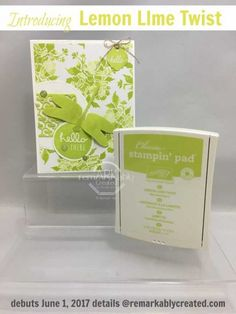 Introducing the new 2017-19 Stampin' UP! In Colors – You are going to love them!