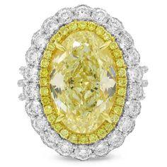 Allurez - 10.08ct 18k Two-tone Gold EGL Certified Oval Shape Natural Fancy Yellow Diamond Ring  http://www.amazon.de/Allurez-10-08ct-Two-tone-Certified-Natural/dp/B00GOEDHVK/ref=&tag=chefnet-21