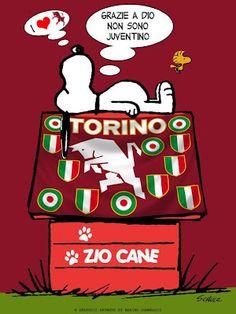 Cartoon for Torino, province of Turin , Piemonte region Italy .
