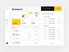 Dashboard Design by Aleksandr Levchenko - chosen by Dashboard Ui, Dashboard Design, Ui Ux Design, Design Social, Design Food, User Interface Design, Planner Dashboard, Identity Design, Flat Design