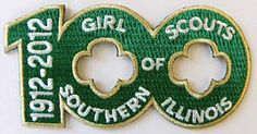 GS of S IL 100th Anniversary Patch