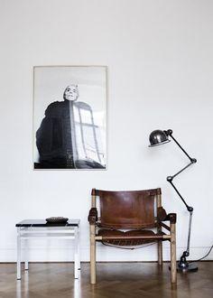 Sunday Sanctuary: Jielde Lamp.. www.oraclefox.com #Jielde #Lamp #JieldeLamp