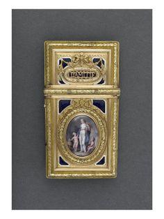 Petit nécessaire de dame - Musée national de la Renaissance (Ecouen)