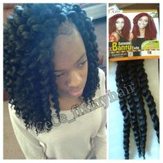 Crochet Braids using bantu twist hair Girls Natural Hairstyles, Little Girl Hairstyles, Pretty Hairstyles, Natural Hair Styles, Short Hair Styles, Braid Styles For Girls, Girls Braids, Crochet Braids Hairstyles, Braided Hairstyles