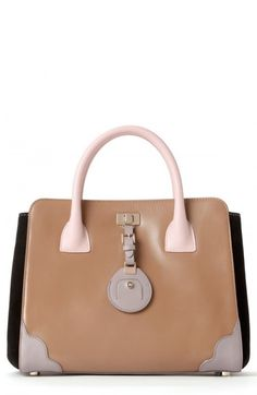 Jason Wu Women s Jourdan Calfskin Leather Crossbody Tote  124be9540a1dd