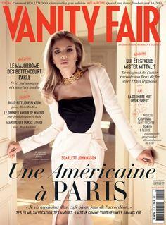 Scarlett Johansson // Vanity Fair France