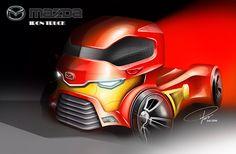 Mazda Truck Concept By Ronaldo Lopes
