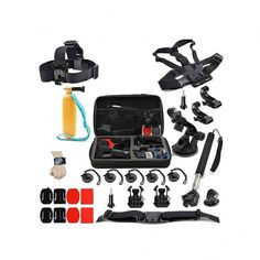 Gopro Accessories 28 in1 Basic ჱ Accessories Bundle Kit ⑦ for GoPro Hero 4/Black/Silver Hero 4/3+/3/2Gopro Accessories 28 in1 Basic Accessories Bundle Kit for GoPro Hero 4/Black/Silver Hero 4/3+/3/2 http://wappgame.com
