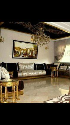 67 meilleures images du tableau salon marocain   Salon ...