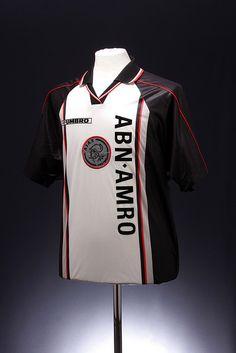 Ajax Football Shirt (1997 - 1998, away)