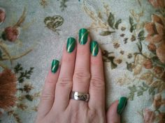 Green with envy 2