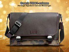 LivingSocial Shop: Coach Men's Bags