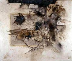 """Manuel Felguerez nos abre la mente a partir de lo abstracto. La obra: """"Despertares mexicanos"""""""