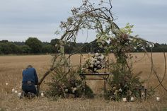 Autumnal wedding arch | Aesme Flowers.jpg
