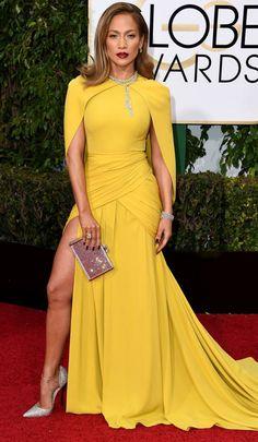 Golden Globes 2016 Abendkleider jennifer lopez
