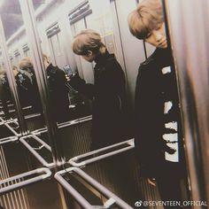Seventeen Weibo Update