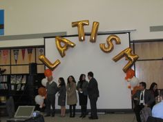 The launch for the S.F. chapter of #Latism.