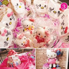 Hello Kitty birthday party. If all else fails and I don't end up having a baby girl, I'll throw this party for myself. ;)