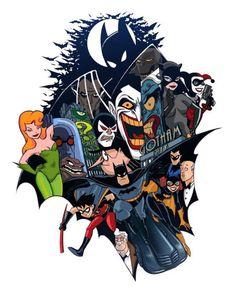 This show !!! #tbt #throwback #batman