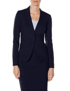 Collection Slanted Pocket Jacket from THELIMITED.com