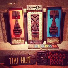 The Amazing @lopeskreations will be vending on Sat! Hopefully I'll make it to his booth before the rest of you!!! #tikis #handcarvedtiki #pinstriper #tikisigns