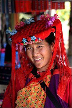 Lisu minority ,China