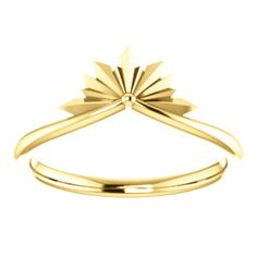 Like a work of art. Whether you wear it solo or stack it up, our Starburst ring makes a serious statement. Crafted in solid gold. DETAILS Top height mm Available solid Gold Color Ring, What's Trending, Solid Gold, Gold Rings, Lipstick, Jewels, 9 Mm, Fashion Forward, Goodies
