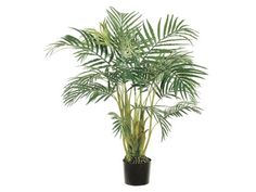 """NuDell Areca Palm Artificial Tree 72/"""" Green"""