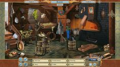 Uptasia is a Free-to-play Browser Based Hidden object MMO Game that blends features of online tycoon games and hidden object games