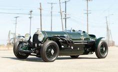 "1924 Bentley 3/8 Liter ""Hawkeye Special"