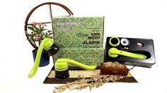 Medi Aladdin Smart Moxibustion Smokeless Moxa Mugwort herbal Therapy Self home #Csoln