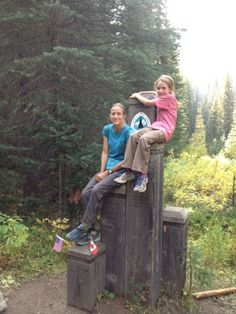 Heather and Sierra's PCT Thru Hike Journal.  This mother-daughter duo completed the Pacific Crest Trail as a thru hike in 2012.  You can read their stories as well as find their packing list on this blog.