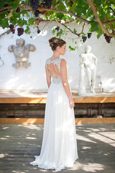 The Boudicca Bride ~ Jesús Peiró, Jenny Packham and Maggie Sottero for 2014.  Photography by http://photographybycatherine.co.uk/ for http://www.missbushbridalwear.co.uk/