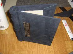 Spring Back book binding