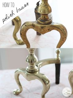 How to: Polish Brass   Inspired by Charm