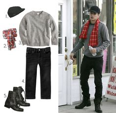 Hipster style on Hayden Christensen! Dude!Even do I'm not a guy,I still love his cholthes.
